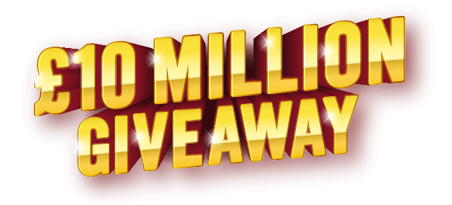 £10 Million Giveaway